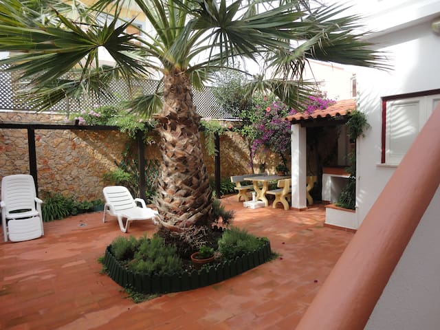 Casa das buganvílias - Santa Cruz  - Silveira - Dům