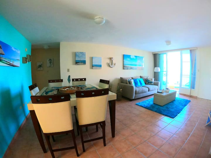 Luxury Beach Apartment near San Juan