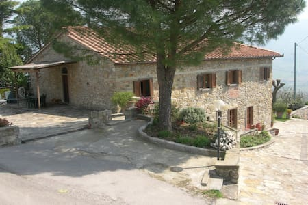 Tuscan Farmhouse in Chianti Rufina - San Martino - Apartamento
