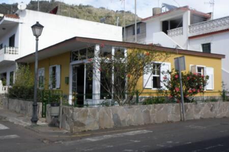 Casa Abuela Elisia. Walking Anaga - Tegueste - บ้าน