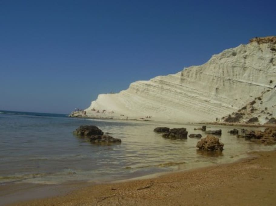 scala dei turchi how to get there