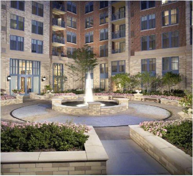 Apartments In Arlington Va No Credit Check: Min To City~Walk2Metro~3 Bedroom Setup!