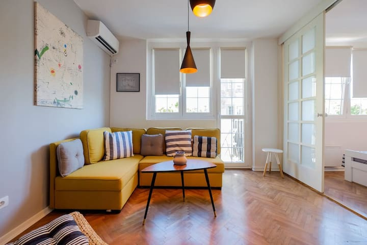 Apartment Sasha in the heart of Belgrade - Belgrad - Wohnung