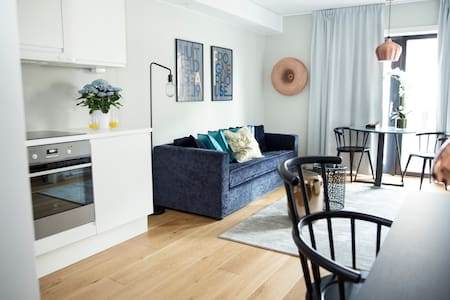 Great and central 1 bdr apt. - near Aker Brygge - Oslo - Appartement