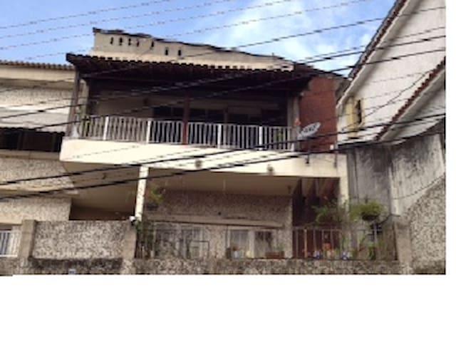 ACONCHEGANTE QUARTO ANDARAÍ - Rio de Janeiro - Rumah