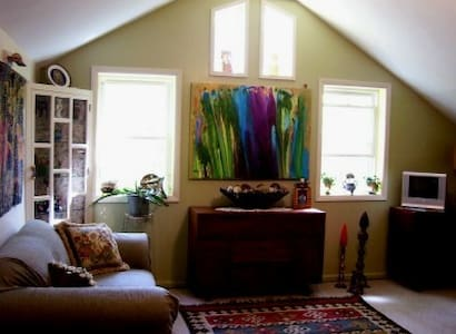 Charming New Paltz Getaway for You - Zomerhuis/Cottage
