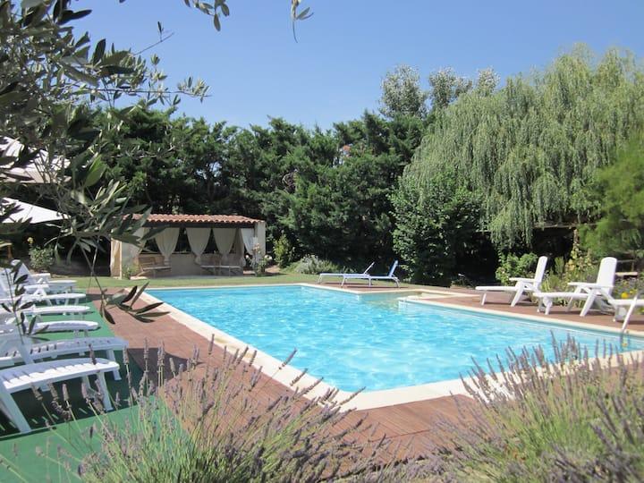 Chambre d'hôtes à Cadenet Provence