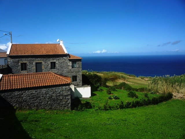 Casa Miradouro do Pesqueiro- Açores - Santana - Villa