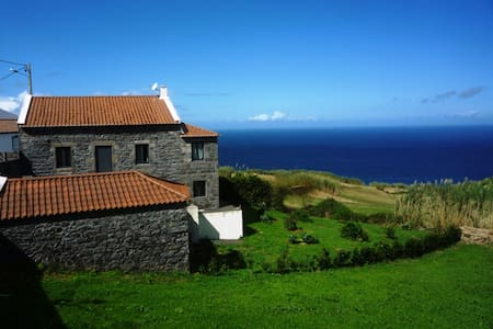 Casa Miradouro do Pesqueiro- Açores - Santana