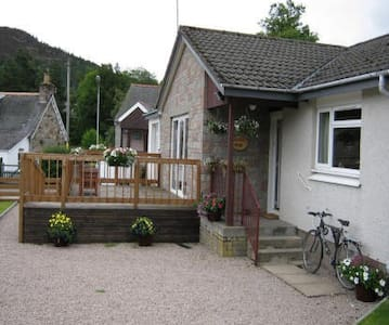 Dalmore House Apartment in Royal Deeside