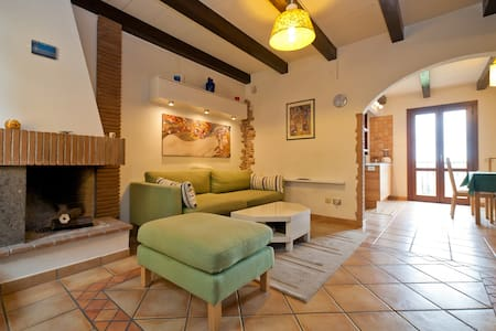 Cozy Villa Rome with WIFI - Rome - Apartment