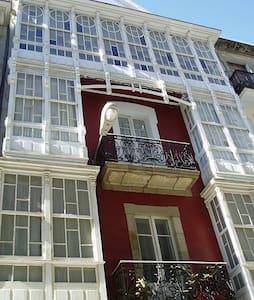 Galicia: Modernist house in Ferrol - Ferrol - Daire