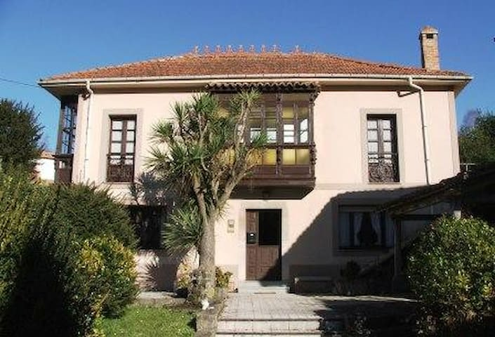 Holiday home in beautiful Asturias - Llanes - บ้าน