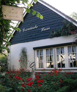 Ertveldsche Hoeve Guesthouse - 's-Hertogenbosch - Aamiaismajoitus
