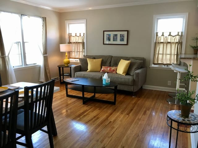 Near Lakes, Downtown and Airport - Minneapolis - Huis