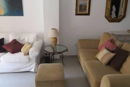 Confortable apartamento junto a la playa - Aguadulce - Apartment
