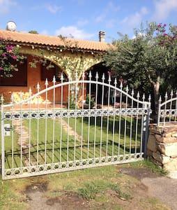 San Teodoro Villa Martina - Suaredda-traversa