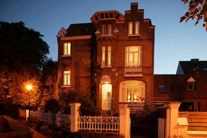 Villa Lijsterzang - Knokke 1892