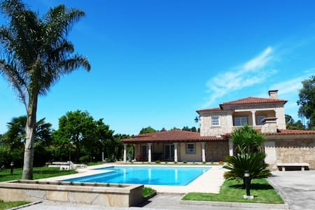 wonderful country villa - Mansion - Viana do Castelo