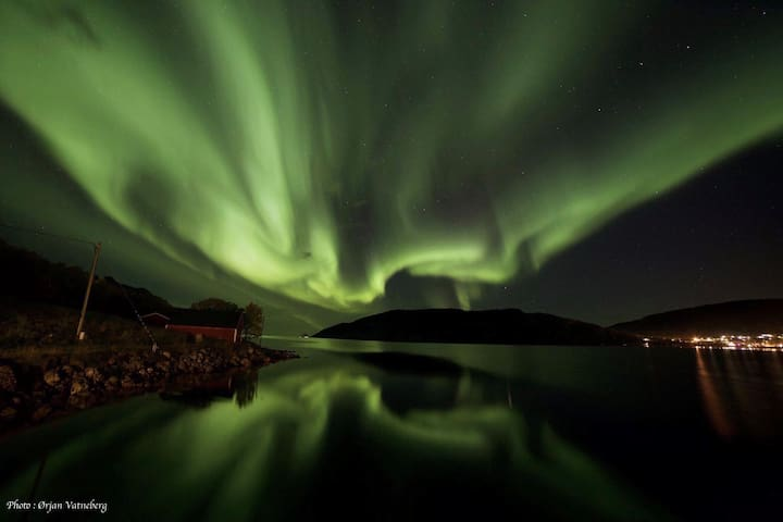 Northen light and Urban located