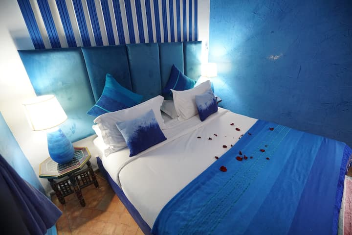 The Repose riad Chefchaouen Suite