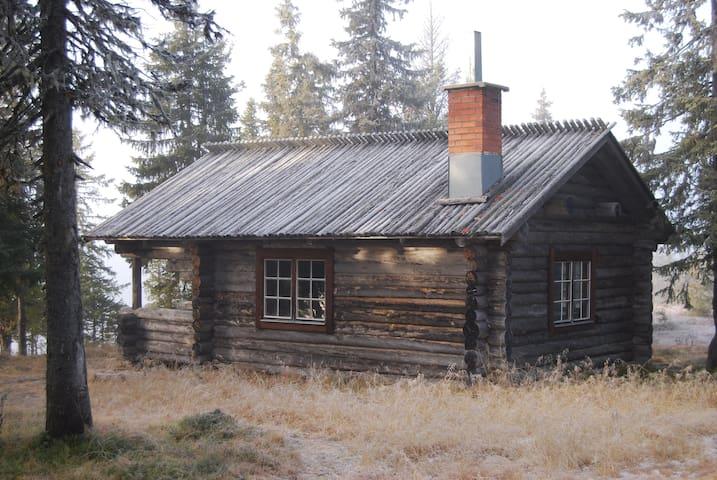 Log cabin by the lake in Lapland - Arvidsjaur - Houten huisje