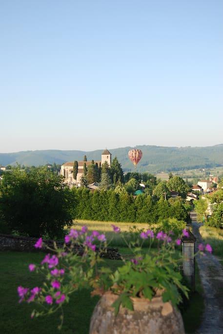 Puy l'Eveque, cité médiévale, au coeur du vignoble de Cahors