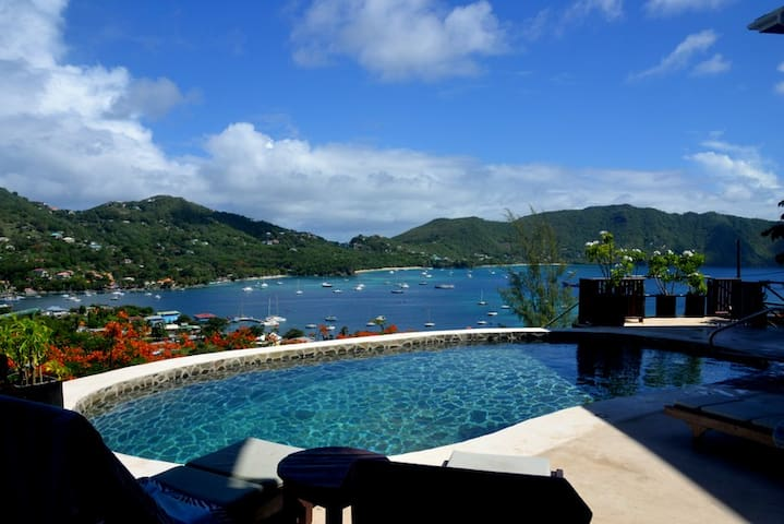 Ginger Lilly - Bequia - Villa