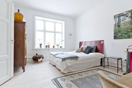 Beautiful Art Nouveau Flat in Malmö - マルメ
