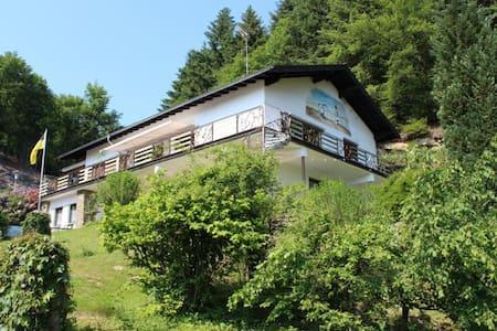 Ferienwohnung Waldesruh - eine Oase der Ruhe ! - Eitorf - Lakás