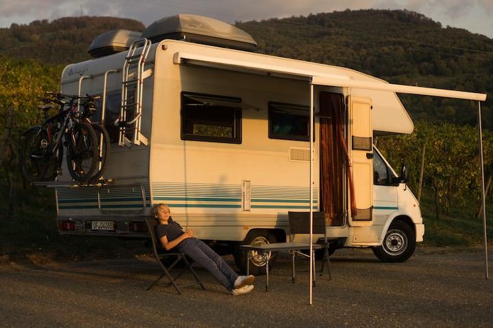 """""""El Burro"""" RV Motorhome Tenerife"""
