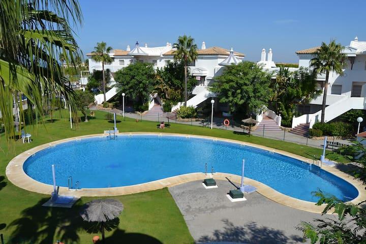 Apartamento en El Atardecer -  Sancti Petri - Chiclana de la Frontera