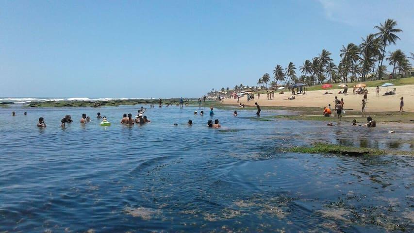 Praia  de Buraquinho - Lauro de Freitas - Wohnung