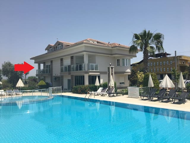 Amazing 4 bedroom duplex apartment in Belek!