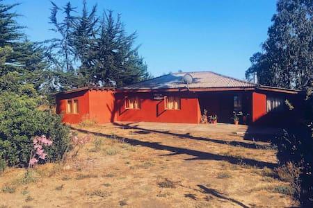 Hermosa casa en Peuño