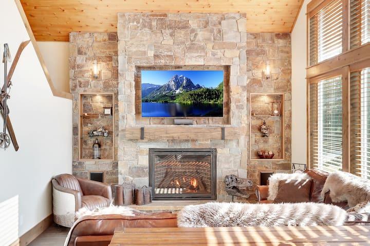 **Luxury cabin in Roslyn Ridge near Suncadia**