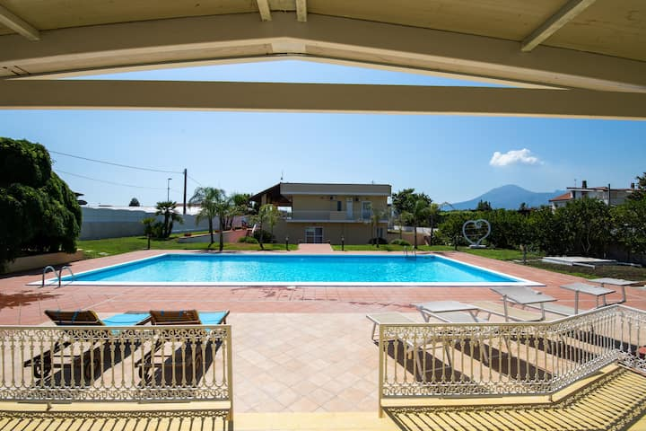 Villa Salvius - swimming pool