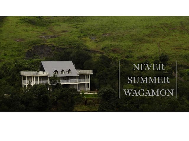 Never Summer Wagamon - Vagamon - Casa
