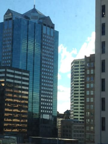 High Rise Loft in Downtown Kansas City, MO