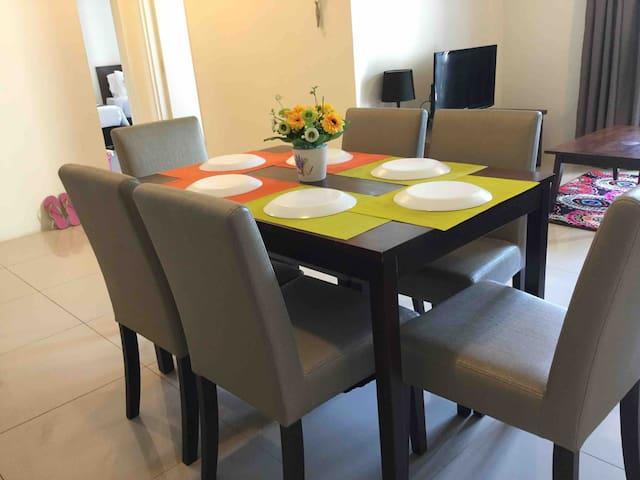 Casa Serenity Suites - Family I [Lake & Seaview]