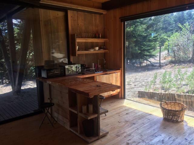 Privado con cocina Punta de Lobos