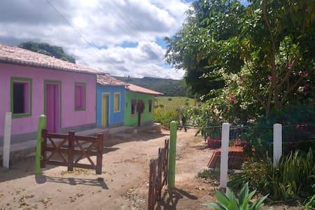 Chalés Paraíso da Serra- Chapada Diamantina.