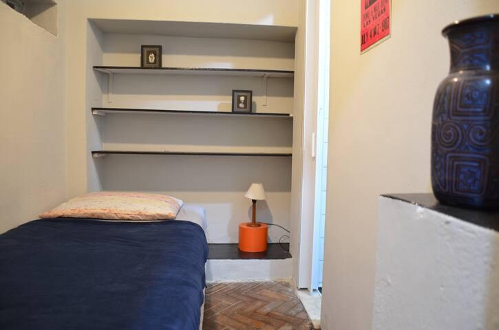 Small room with bathroom - Copacabana/Ipanema
