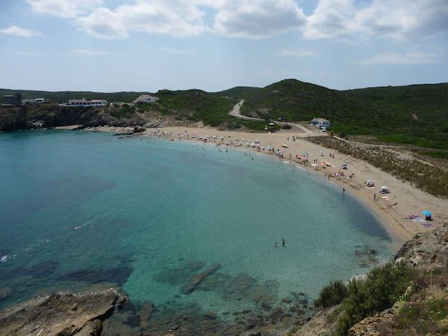 Apartamento Menorca 5 min. Playa - Santa Eulària des Riu - Appartement