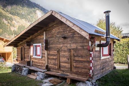 Mazot les Bossons. - Chamonix-Mont-Blanc