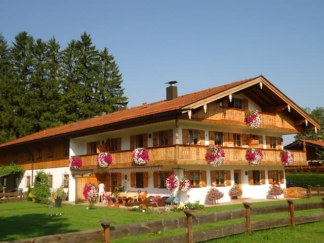 Holidays on Tegernsee, Lohbinder Appartment, No.6