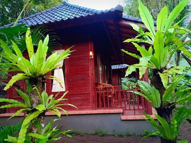 Green Hill lodge 2 (Gelar eco villa)