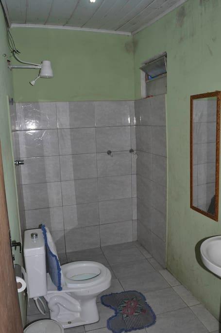 sanitários e banho