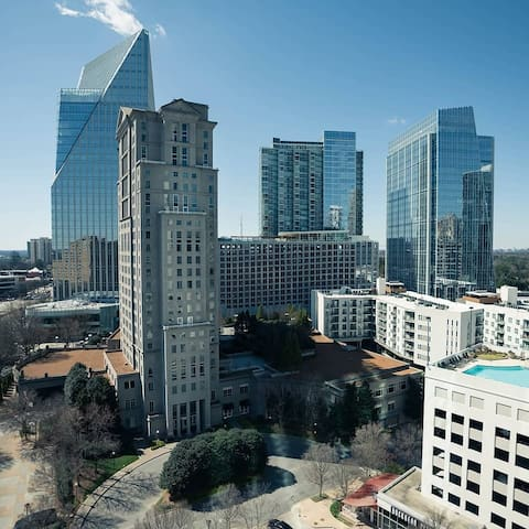 You're Finally at your perfect Buckhead city view