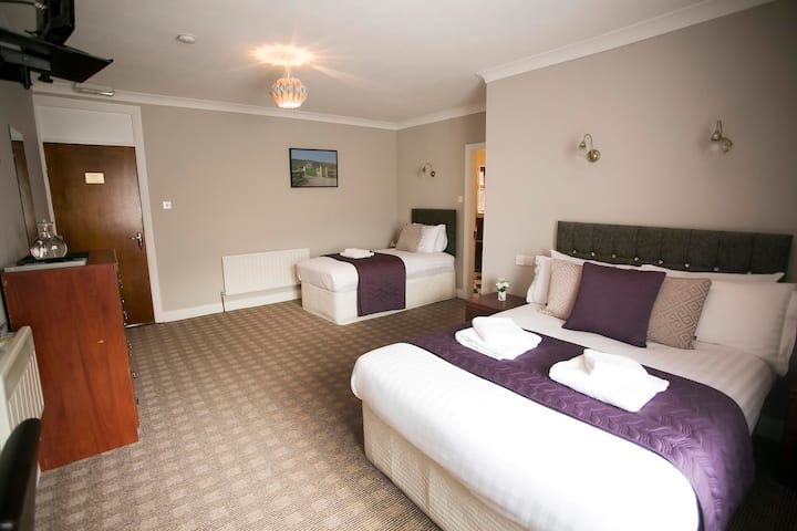 GLASHA MEADOWS 4 **** BED & BREAKFAST  DOOLIN.